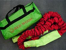 RED WOOD カーロープ(12t)